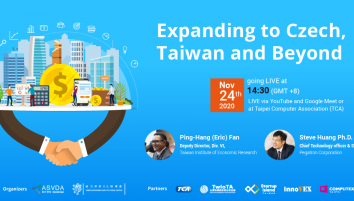 Webinar: Expanding to Czechia, Taiwan and Beyond