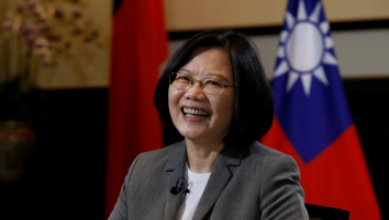 Thank-You Letter From the Taiwanese President