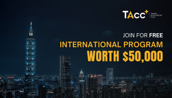 Are You a Startup? Join TACC+'s Acceleration Program Worth $50,000 For Free!